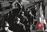 Image of Saint Nazaire citizens France, 1945, second 32 stock footage video 65675061635