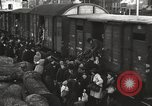 Image of Saint Nazaire citizens France, 1945, second 50 stock footage video 65675061635