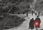 Image of road Burma, 1944, second 41 stock footage video 65675061639