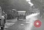 Image of flooded highway Panjao Burma, 1944, second 29 stock footage video 65675061640