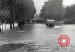 Image of flooded highway Panjao Burma, 1944, second 34 stock footage video 65675061640