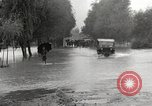 Image of flooded highway Panjao Burma, 1944, second 35 stock footage video 65675061640
