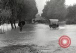 Image of flooded highway Panjao Burma, 1944, second 36 stock footage video 65675061640