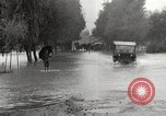 Image of flooded highway Panjao Burma, 1944, second 38 stock footage video 65675061640