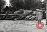 Image of flooded highway Panjao Burma, 1944, second 42 stock footage video 65675061640