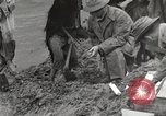 Image of Chinese coolies Burma, 1944, second 15 stock footage video 65675061641