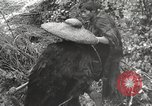 Image of Chinese coolies Burma, 1944, second 32 stock footage video 65675061641
