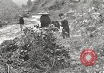 Image of Chinese coolies Burma, 1944, second 34 stock footage video 65675061641