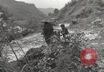 Image of Chinese coolies Burma, 1944, second 39 stock footage video 65675061641