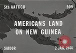 Image of United States soldiers Saidor New Guinea, 1944, second 2 stock footage video 65675061658