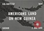 Image of United States soldiers Saidor New Guinea, 1944, second 3 stock footage video 65675061658