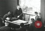 Image of United States soldiers Europe, 1954, second 4 stock footage video 65675061679