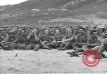 Image of Jack Benny's USO troupe entertains American soldiers in Korea Korea, 1955, second 4 stock footage video 65675061712