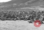 Image of Jack Benny's USO troupe entertains American soldiers in Korea Korea, 1955, second 5 stock footage video 65675061712