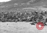 Image of Jack Benny's USO troupe entertains American soldiers in Korea Korea, 1955, second 6 stock footage video 65675061712