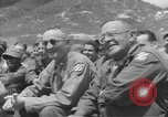 Image of Jack Benny's USO troupe entertains American soldiers in Korea Korea, 1955, second 17 stock footage video 65675061712