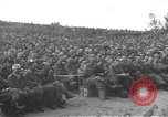 Image of Jack Benny's USO troupe entertains American soldiers in Korea Korea, 1955, second 28 stock footage video 65675061712