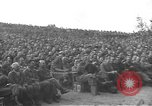 Image of Jack Benny's USO troupe entertains American soldiers in Korea Korea, 1955, second 30 stock footage video 65675061712