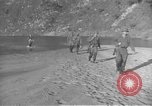Image of American infantry wading through water Korea, 1953, second 13 stock footage video 65675061714