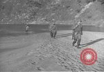Image of American infantry wading through water Korea, 1953, second 15 stock footage video 65675061714