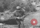 Image of American infantry wading through water Korea, 1953, second 21 stock footage video 65675061714