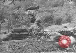 Image of American infantry wading through water Korea, 1953, second 26 stock footage video 65675061714