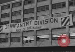 Image of 3rd Infantry Division departs Korea to return home New Orleans Louisiana USA, 1954, second 40 stock footage video 65675061715