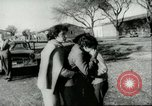 Image of damage due to cataclysm Pacific Ocean, 1960, second 15 stock footage video 65675061716