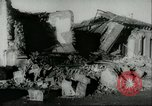 Image of damage due to cataclysm Pacific Ocean, 1960, second 16 stock footage video 65675061716
