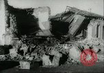 Image of damage due to cataclysm Pacific Ocean, 1960, second 17 stock footage video 65675061716