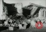 Image of damage due to cataclysm Pacific Ocean, 1960, second 18 stock footage video 65675061716
