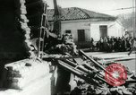 Image of damage due to cataclysm Pacific Ocean, 1960, second 19 stock footage video 65675061716
