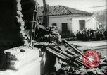 Image of damage due to cataclysm Pacific Ocean, 1960, second 20 stock footage video 65675061716