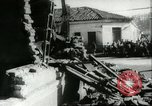 Image of damage due to cataclysm Pacific Ocean, 1960, second 21 stock footage video 65675061716