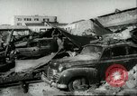 Image of damage due to cataclysm Pacific Ocean, 1960, second 22 stock footage video 65675061716
