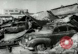 Image of damage due to cataclysm Pacific Ocean, 1960, second 23 stock footage video 65675061716