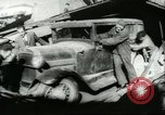 Image of damage due to cataclysm Pacific Ocean, 1960, second 26 stock footage video 65675061716