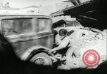 Image of damage due to cataclysm Pacific Ocean, 1960, second 31 stock footage video 65675061716