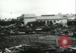 Image of damage due to cataclysm Pacific Ocean, 1960, second 53 stock footage video 65675061716