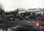 Image of damage due to cataclysm Pacific Ocean, 1960, second 54 stock footage video 65675061716
