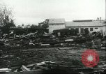 Image of damage due to cataclysm Pacific Ocean, 1960, second 55 stock footage video 65675061716