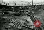 Image of damage due to cataclysm Pacific Ocean, 1960, second 59 stock footage video 65675061716