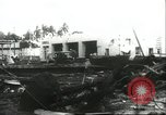 Image of damage due to cataclysm Pacific Ocean, 1960, second 60 stock footage video 65675061716