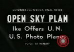 Image of President Dwight Eisenhower United States USA, 1960, second 3 stock footage video 65675061718