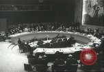 Image of United Nations session New York United States USA, 1960, second 15 stock footage video 65675061719