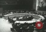 Image of United Nations session New York United States USA, 1960, second 17 stock footage video 65675061719
