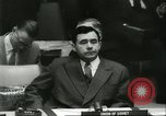 Image of United Nations session New York United States USA, 1960, second 30 stock footage video 65675061719