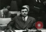 Image of United Nations session New York United States USA, 1960, second 31 stock footage video 65675061719