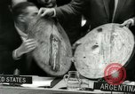 Image of United Nations session New York United States USA, 1960, second 36 stock footage video 65675061719