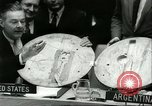 Image of United Nations session New York United States USA, 1960, second 39 stock footage video 65675061719